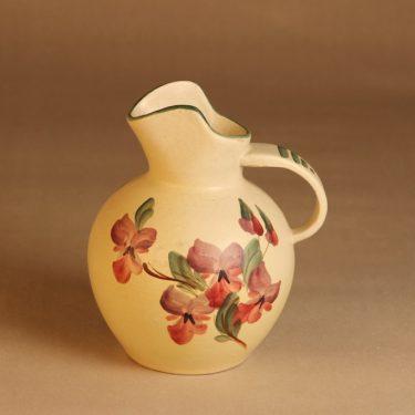 Kupittaan Savi vase, signed designer Raili Suvanto