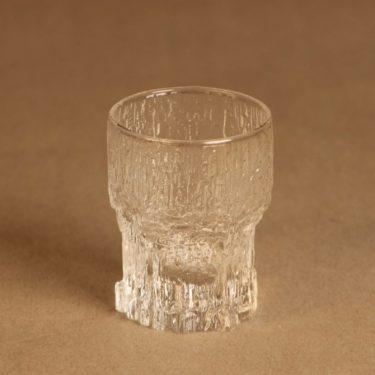 Iittala Aslak schnapps glass 6 cl designer Tapio Wirkkala