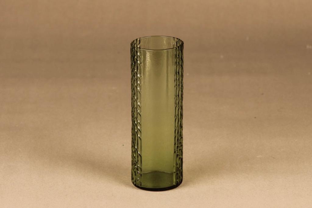 Riihimäen lasi Flindari glass designer Nanny Still