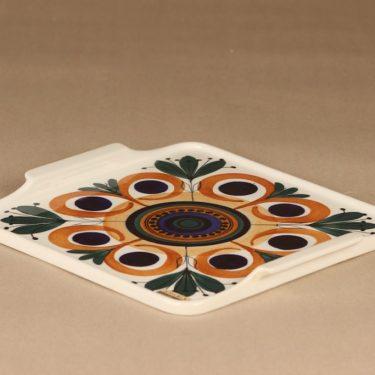 Arabia AJ 61 tray, hand-painted designer Svea Granlund