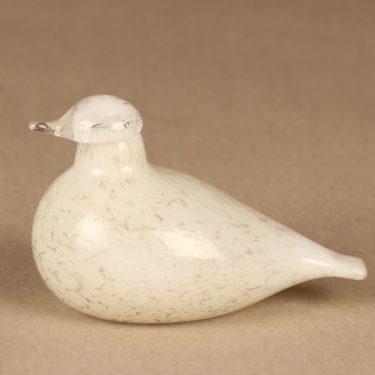 Nuutajärvi lintu , Tirri, suunnittelija Oiva Toikka, Tirri, signeerattu