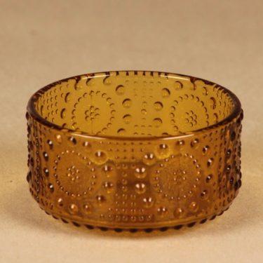 Riihimäen lasi Grapponia bowl, small designer Nanny Still