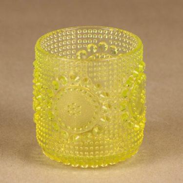 Riihimäen lasi Grapponia glass 16 cl designer Nanny Still