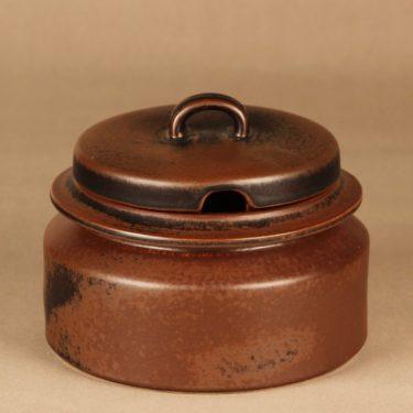 Arabia Ruska bowl with lid designer Ulla Procope