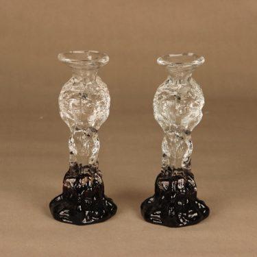 Humppila Kasvimaalla candle holders 2 pcs designer Pertti Santalahti