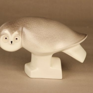 Arabia figuuri pöllö suunnittelija Lillemor Mannerheim