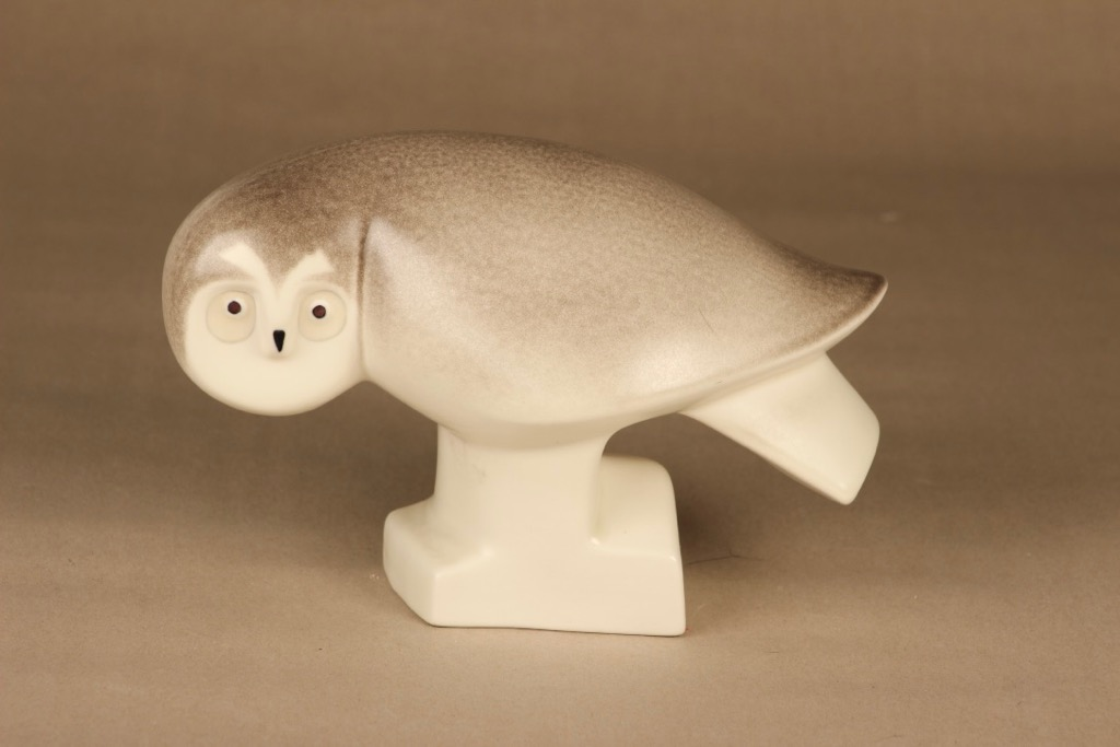 Arabia figure Owl designer Lillemor Mannerheim