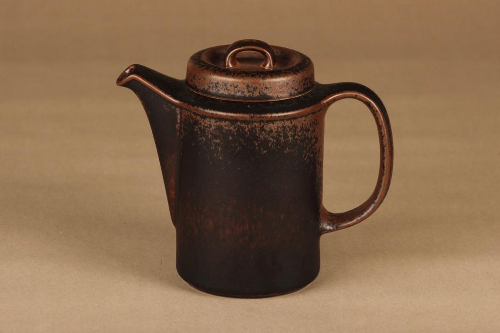 Arabia Ruska kahvikaadin, 0.5 l, suunnittelija Ulla Procope, 0.5 l