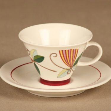 Arabia Harlekin Karneval espresso cup designer Inkeri Leivo