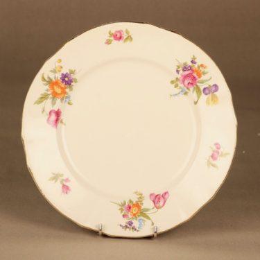 Arabia Kesäkukka lautanen, 23.5 cm, suunnittelija , 23.5 cm, kukka