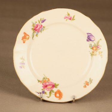 Arabia Kesäkukka lautanen, 17.5 cm, suunnittelija , 17.5 cm, kukka