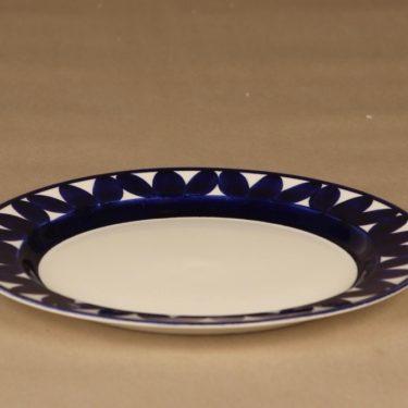Arabia Sotka lautanen, 23.5 cm, suunnittelija Raija Uosikkinen, 23.5 cm