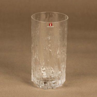Iittala Kuura beer glass 30 cl designer Tapio Wirkkala