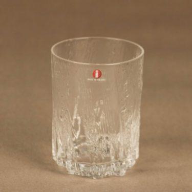 Iittala Kuura glass 22 cl designer Tapio Wirkkala