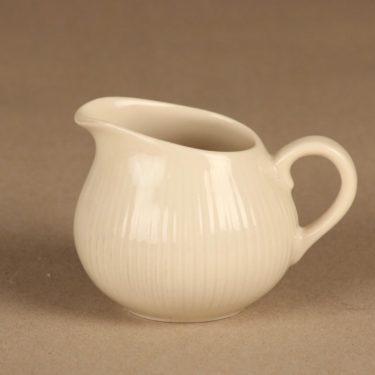Arabia Sointu kermakko, beige, suunnittelija Kaj Franck,