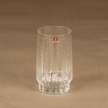 Iittala Vellamo glass 22 cl designer Jorma Vennola