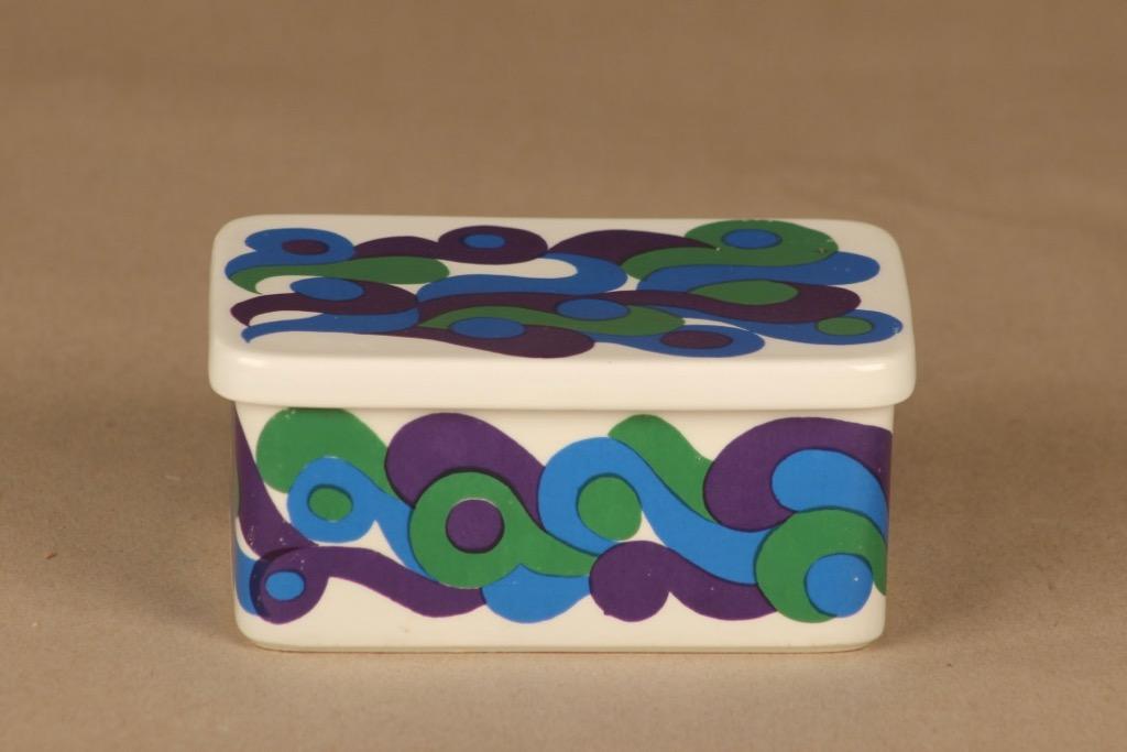 Arabia Mimmi box with lid designer Gunvor Olin-Grönqvist