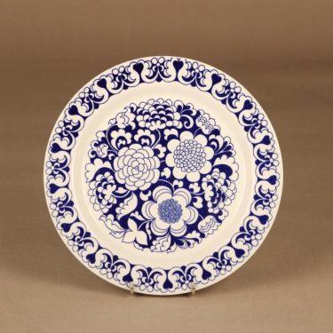 Arabia Gardenia dinner plate 23.5 cm designer Esteri Tomula