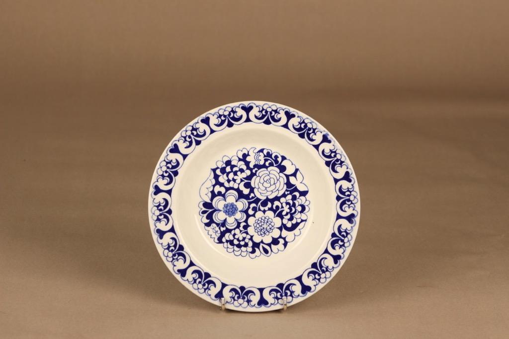 Arabia Gardenia soup plate designer Esteri Tomula