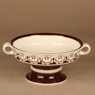 Arabia Katrilli fruit bowl designer Esteri Tomula