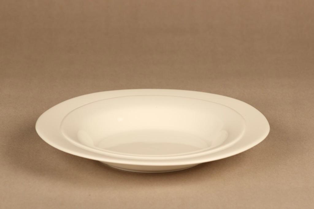 Arabia Tuuli soup plate designer Heljä liukko-Sundström