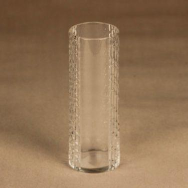 Riihimäen lasi Flindari glass, clear designer Nanny Still