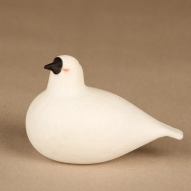 Nuutajärvi limited edition bird Ptarmigan designer Oiva Toikka