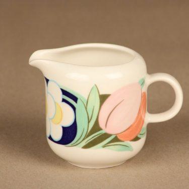 Arabia Poetica kermakko, monivärinen, suunnittelija Dorrit von Fieandt, kukka, serikuva