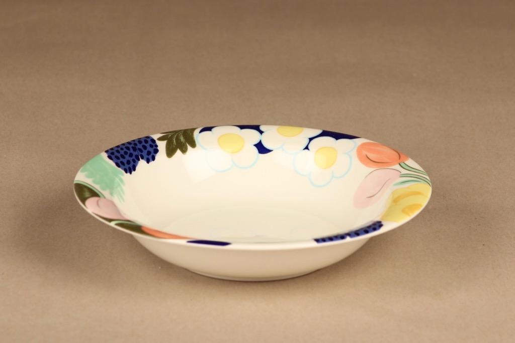 Arabia Poetica soup plate designer Dorrit von Fieandt