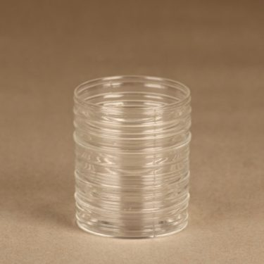 Nuutajärvi Rustica glass 18 cl designer Kaj Franck