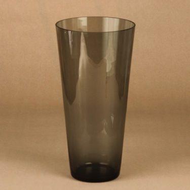 Nuutajärvi Kartio vase, gray designer Kaj Franck