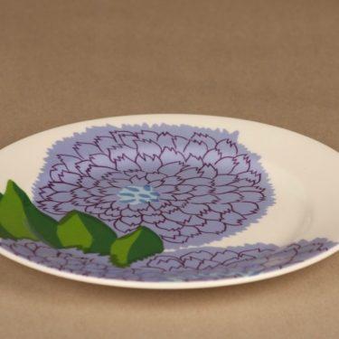 iittala, Marimekko Primavera lautanen, 19.5 cm, suunnittelija Maija Isola, 19.5 cm, kukka
