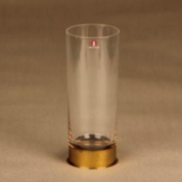 Iittala Caliber beer glass 40 cl designer Valto Kokko